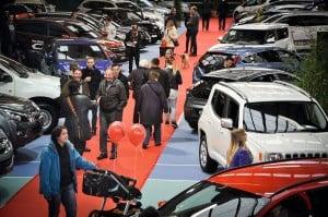 AGVS Auto Ausstellung aarauWest - Anziehungspunkt