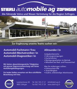 Stierli_Automobile_Stelleninserat